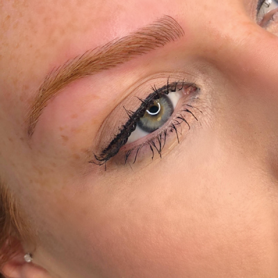 <h4>After Microblading</h4>